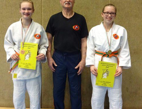 Judoka erfolgreich bei Kreismeisterschaft