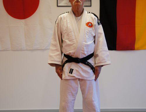 Trainer Judo